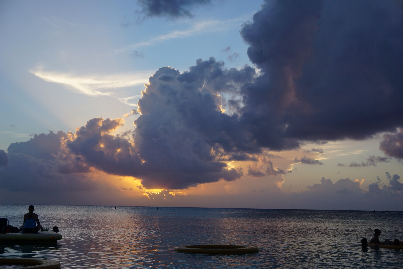cayman sunset2