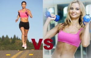 Cardio vs Weight Training for Fat